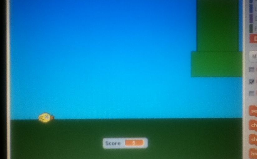 How to make a Flappy game onScratch